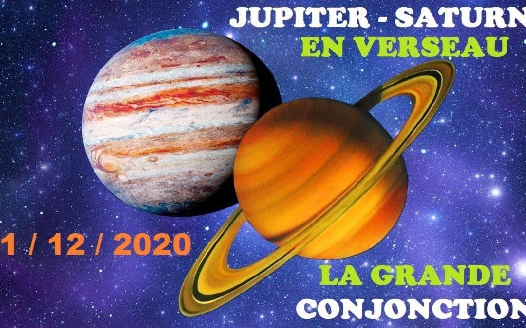 21 DECEMBRE 2020, UN SOLSTICE EXTRAORDINAIRE
